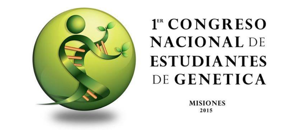1er Congreso Nacional de Estudiantes de Genetica